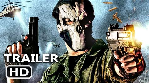 THE PUNISHED Official Trailer (2018) Thriller, Action