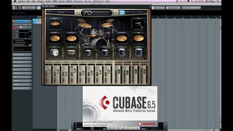 How to set up Addictive Drums in Cubase - tutorial - YouTube