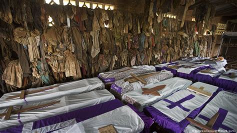 Catholic Church in Rwanda apologizes for role in genocide