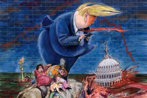 The President and the Plague: Tracking the Toll of Trump's