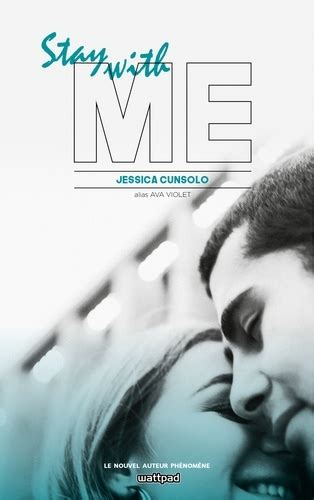 Stay with me de Jessica Cunsolo - Grand Format - Livre