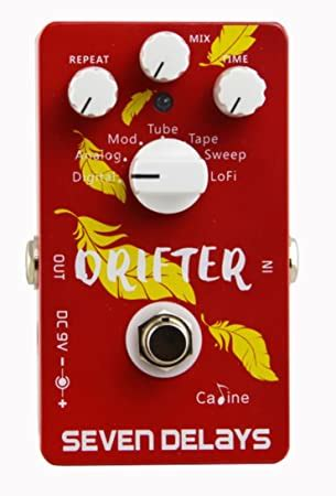 Caline pedals - short review   Page 2   The Gear Page