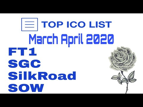 Top cryptocurrency ico list