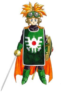 Prince of Cannock - Dragon Quest Wiki