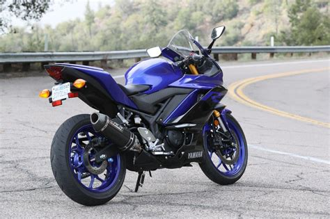 2019 Yamaha R3 Hands-On Review