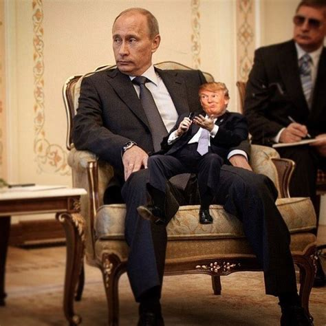 Funniest Tiny Donald Trump Pictures