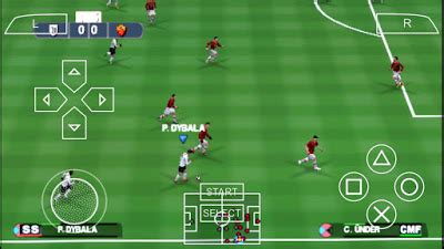 PES 2019 ISO File Download For PPSSPP On Android by