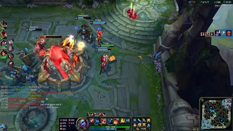 League of Legends Ranked Placement Season 7   LoL-Smurf