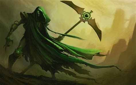 3 Necron (Warhammer) HD Wallpapers | Background Images