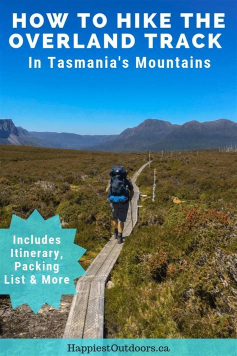 The Ultimate Guide to the Overland Track in Tasmania