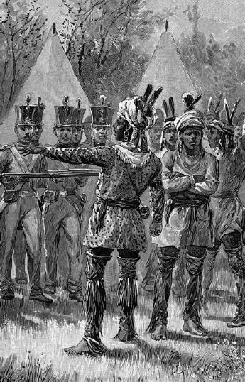 """Andrew Jackson and the """"Children of the Forest"""" » Zinn"""