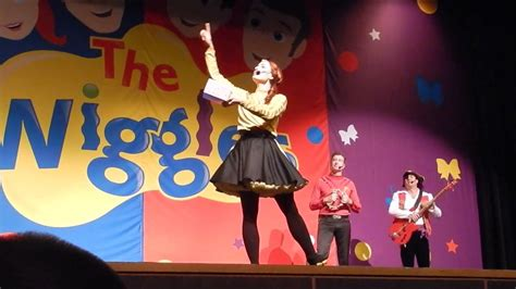 The Wiggles - Wiggle Town Tour - 14th May, 2016 - Canberra