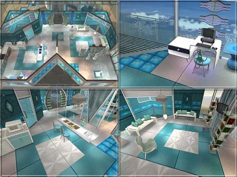 Mod The Sims - Replicant vers