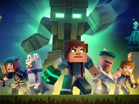 Minecraft: Story Mode comes to Netflix as a choose-your
