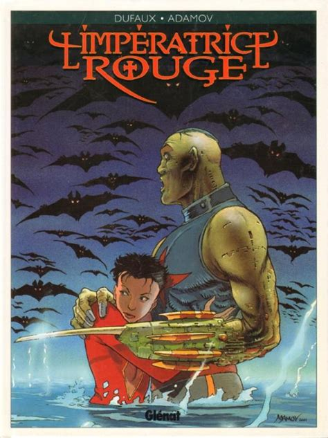 Serie L'Imperatrice Rouge [BDNET