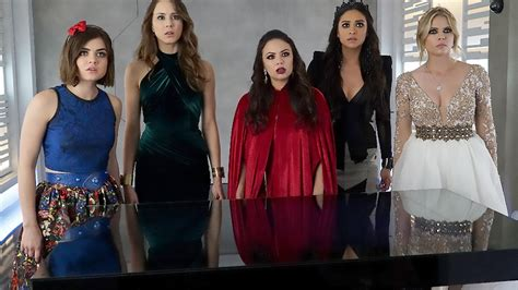 A 'Pretty Little Liars' Spin-off Is Coming—and Two Leads