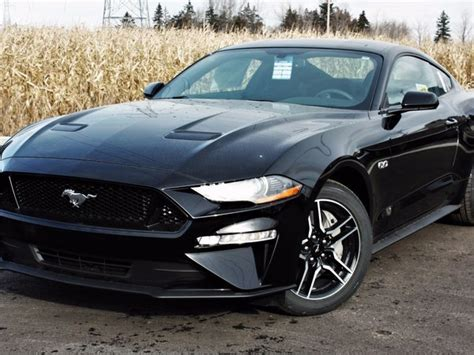 Ford Mustang Coupe GT 2018 Noir ombre neuf à vendre