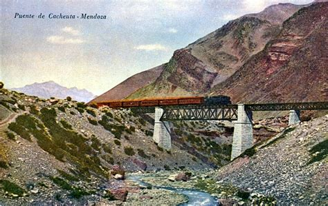 transpress nz: across the Andes by train