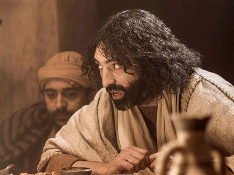 FreeBibleimages :: The Last Supper :: Jesus at the last