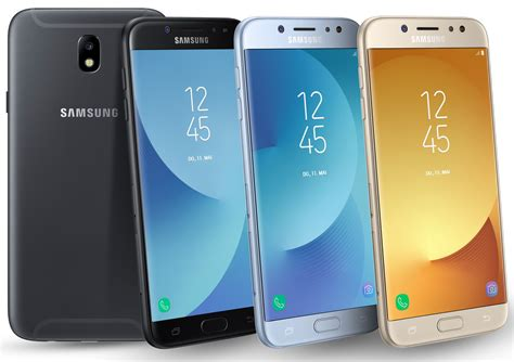 Samsung Galaxy J7, J5, and J3 Duos launching next month