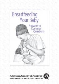 Breastfeeding Your Baby (booklet) | Patient Education
