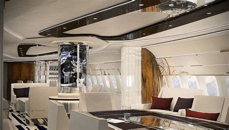 Step Inside the Custom Interior of This Boeing 787-9