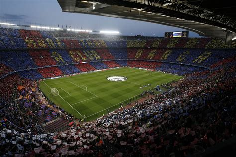 Barcelona Expects €200M-Plus For Naming Rights To Camp Nou