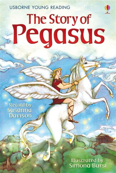 """""""The story of Pegasus"""" at Usborne Books at Home"""