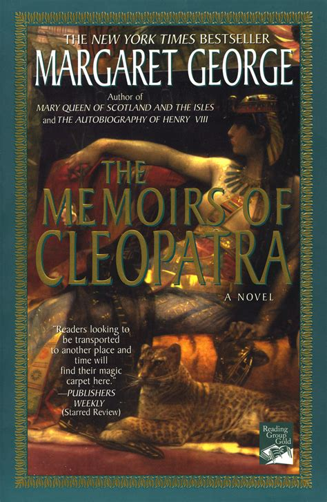 The Memoirs of Cleopatra – Margaret George