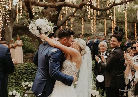 Baker Mayfield Shares Pictures from His Wedding as the