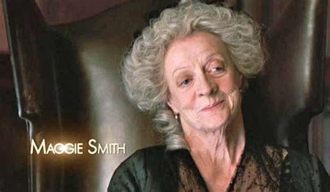 FAEL RESENHAS: made in England - DAME MAGGIE SMITH