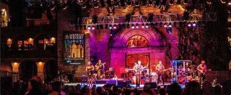 The Mountain Winery tickets and event calendar | Saratoga