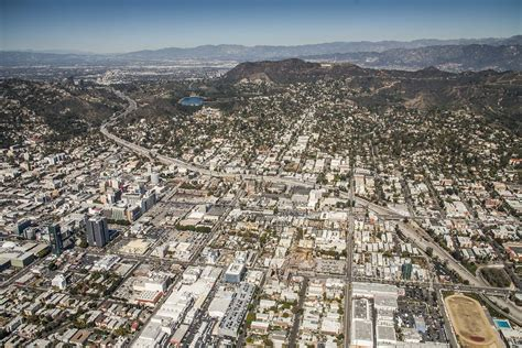 Hollywood and West Hollywood on a Clear Day - Recent Projects