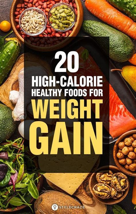 21 Best High-Calorie Foods To Gain Weight Fast   High