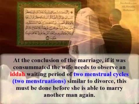 How to perform a Muta (temporary marriage) contract - YouTube