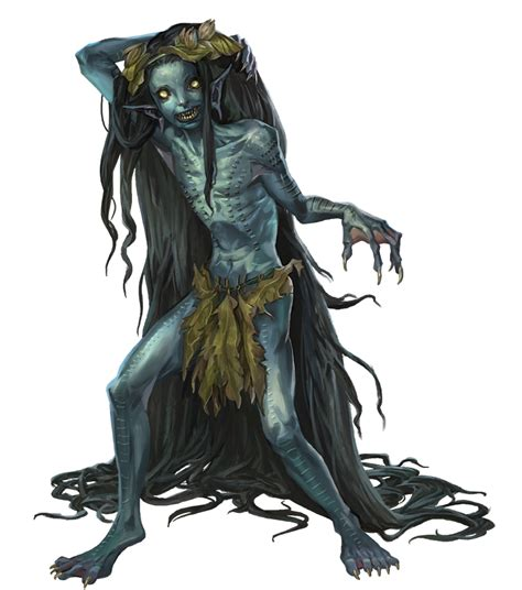 Rusalka - Monsters - Archives of Nethys: Pathfinder 2nd