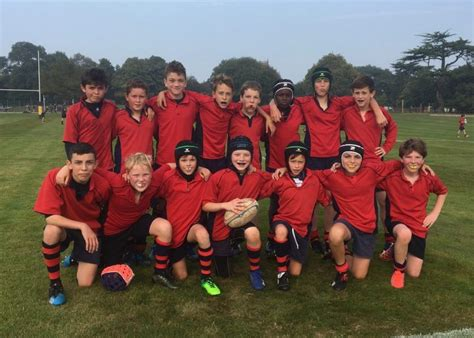 U12 A RUGBY V ORWELL PARK (A) | Independent School in